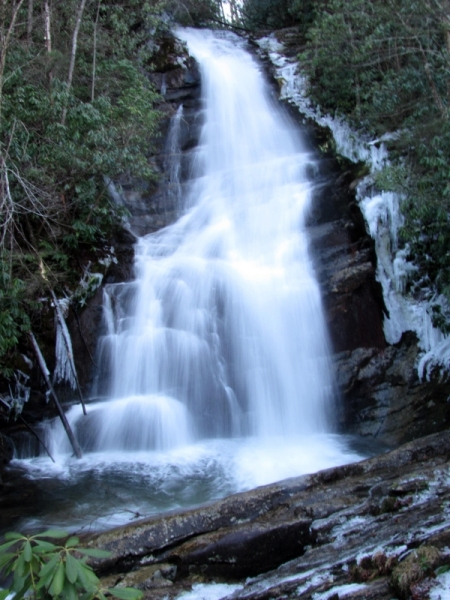 Red Fork Falls