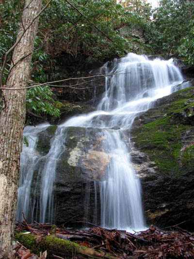 Upper Wilderness Falls