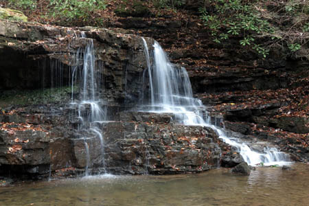 laurel run falls