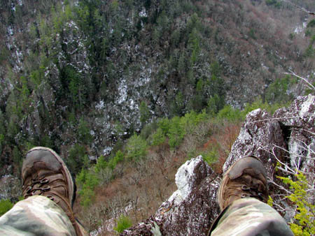 Sitting atop of Stonehenge