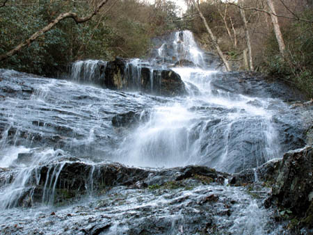Upper Part of Buckeye Falls