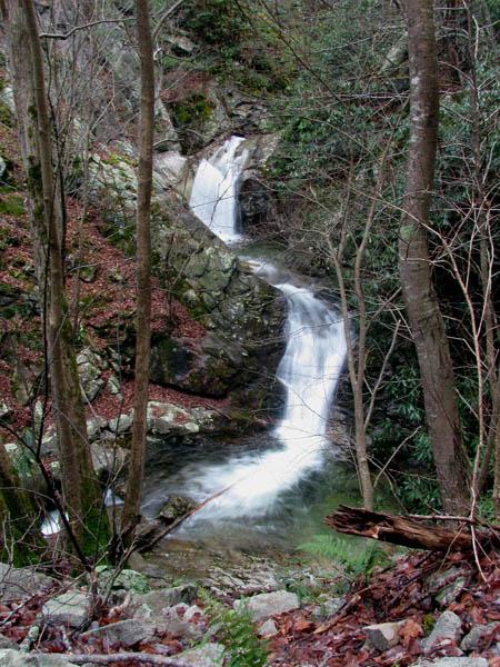 Upper Devils Creek Falls